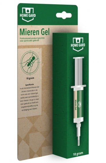 Mieren Gel - HomeGard 10 gram