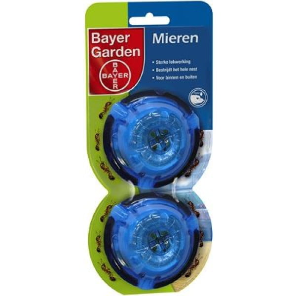 Bayer Piron Pushbox mierenlokdozen
