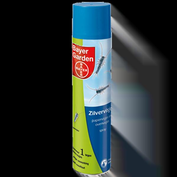 BAYER Zilvervisjes Spray - Van echte Bayer kwaliteit