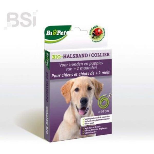 BIO-HALSBAND anti-parasite voor honden
