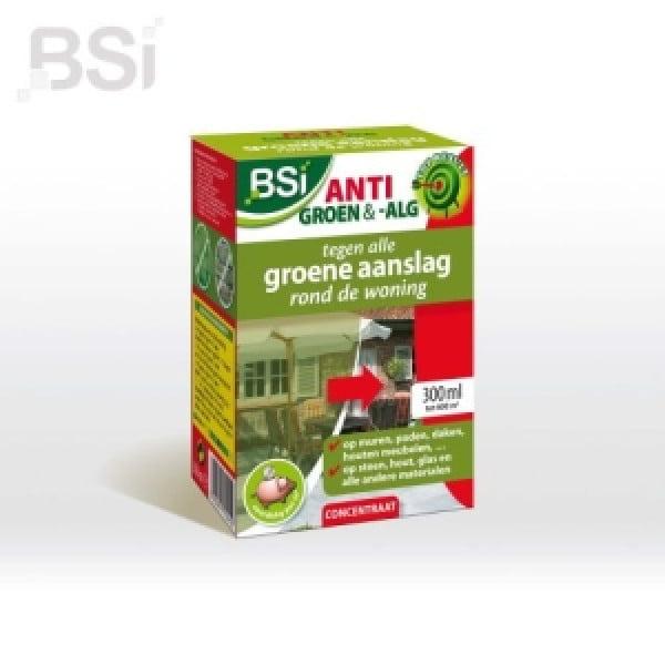 BSI Anti Groen & Alg 600m2 concentraat
