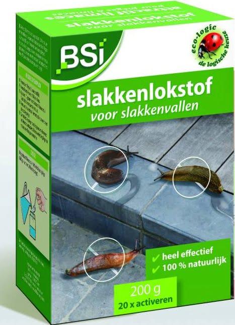 BSI Slakkenlokstof 200 gram