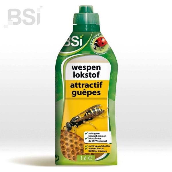 Bsi wespenlokstof - onweerstaanbaar voor wespen
