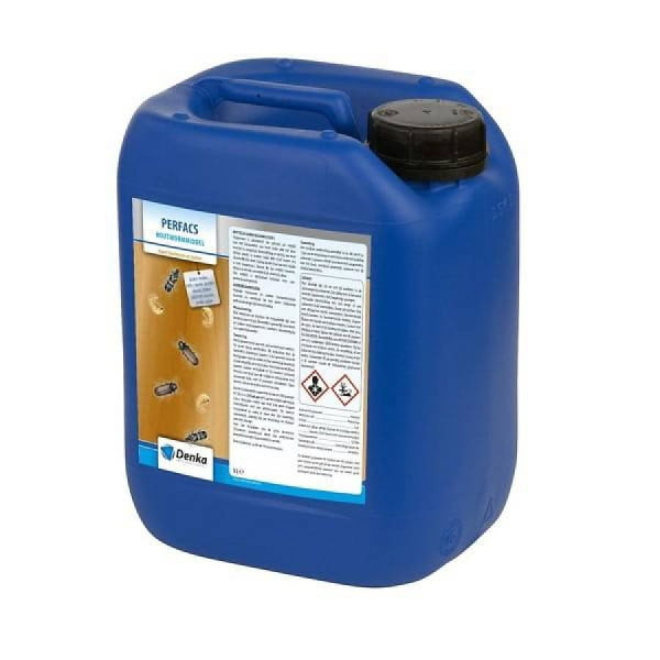 Houtworm bestrijdingsmiddel Perfacs - 5 liter