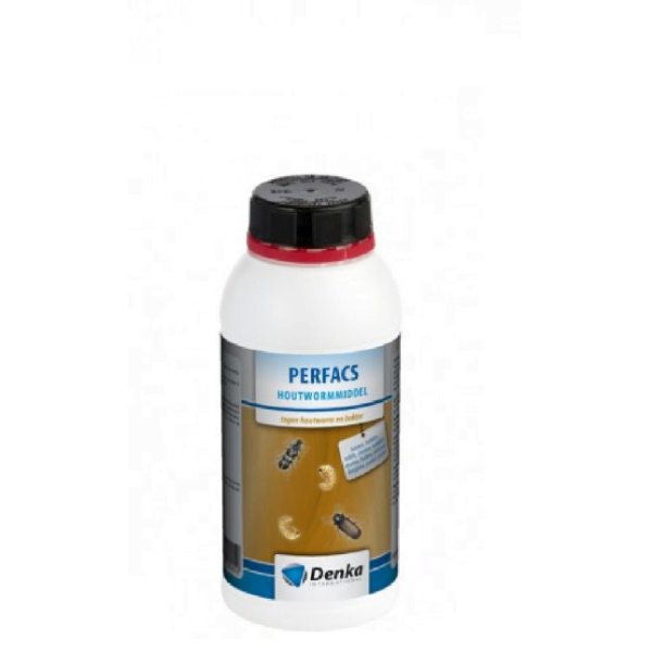 Houtworm bestrijdingsmiddel Perfacs 500 ml - 4m2