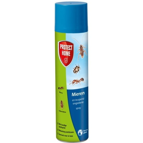 Kruipende insectenspray - Protect Home