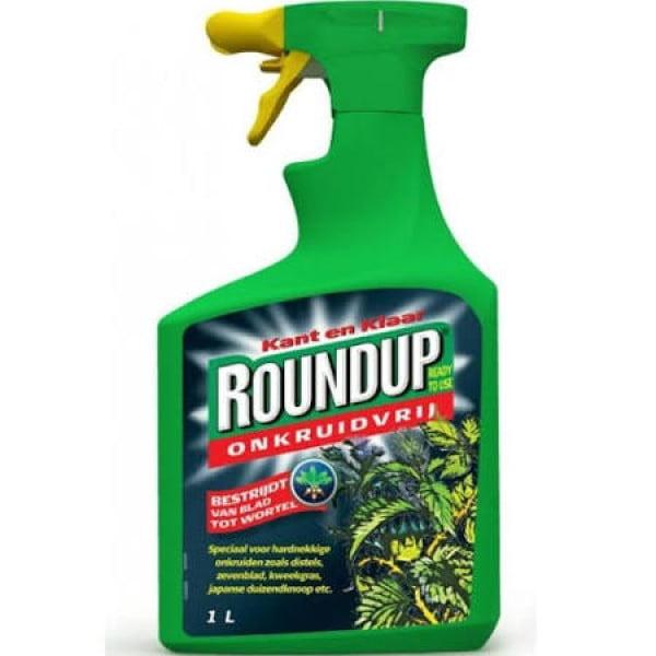 RoundUp kant & klaar spray 1L.