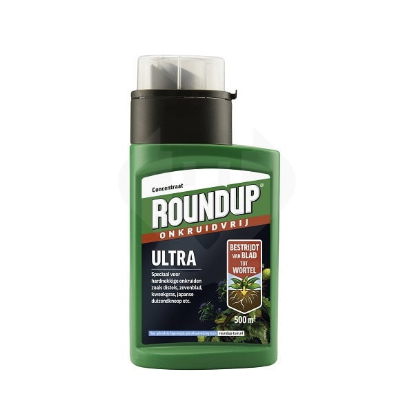 Roundup ultra concentraat 500m2