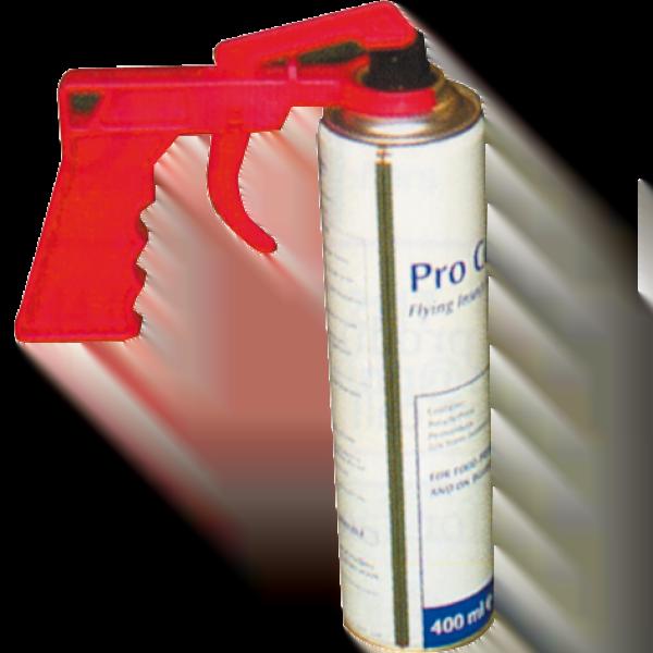 Spuitbus pistool