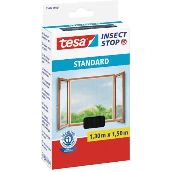 Tesa Insect Stop Standaard 1.30m x 1.50m Ramen