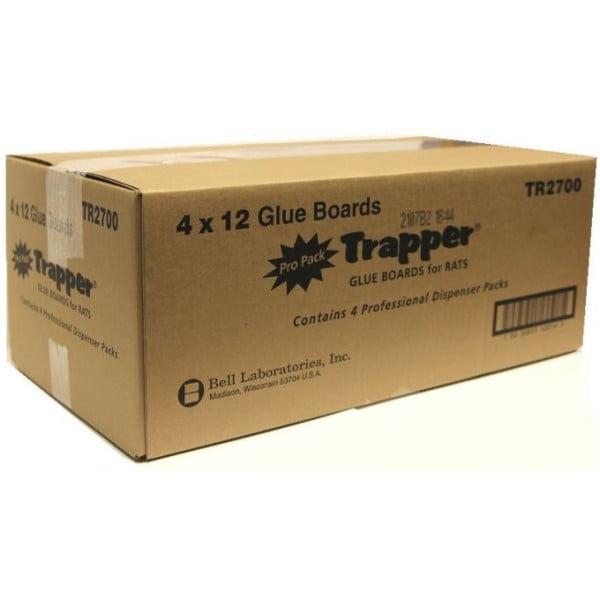 BELL Trapper Pro lijmplank Rat 48 stuks
