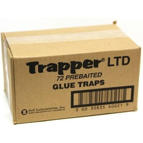 Muizen lijmplanken Trapper LTD 72 stuks