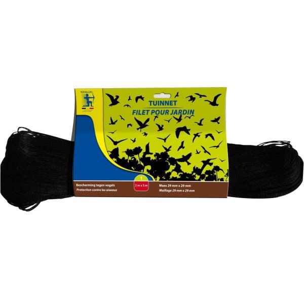 Tuin vogelnet 10 x 10 meter - Maaswijdte 22mm