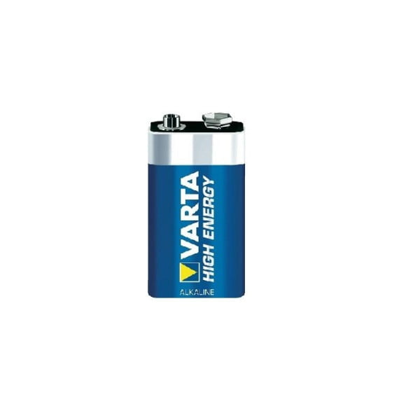 VARTA batterij type 9V