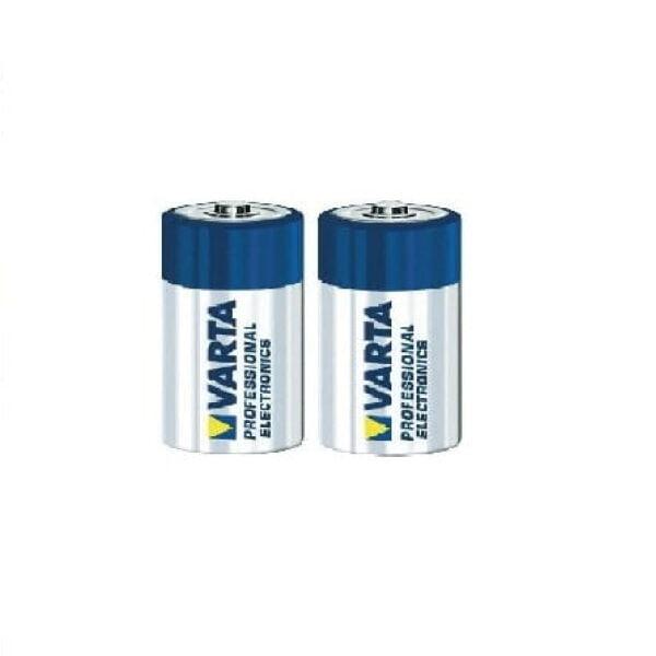 VARTA Industrial batterijen type C 2 stuks