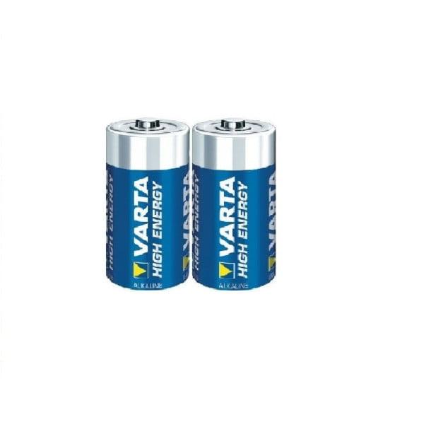 VARTA Industrial batterij type D 4 stuks