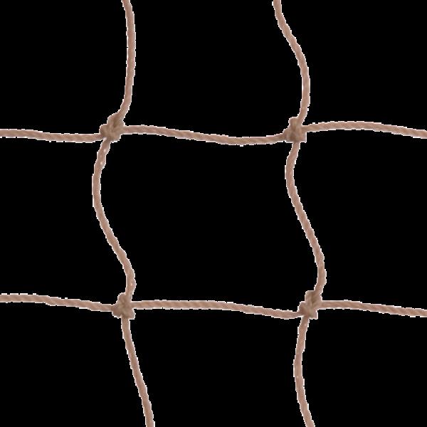 Vogelnet Doorzichtig (wit) - 5x2 meter - maaswijdte 19mm