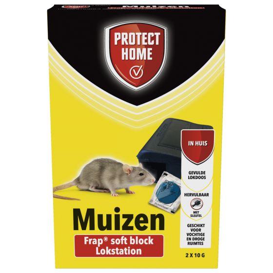 Protect Home Frap soft blok + lokdoos 2x10gram