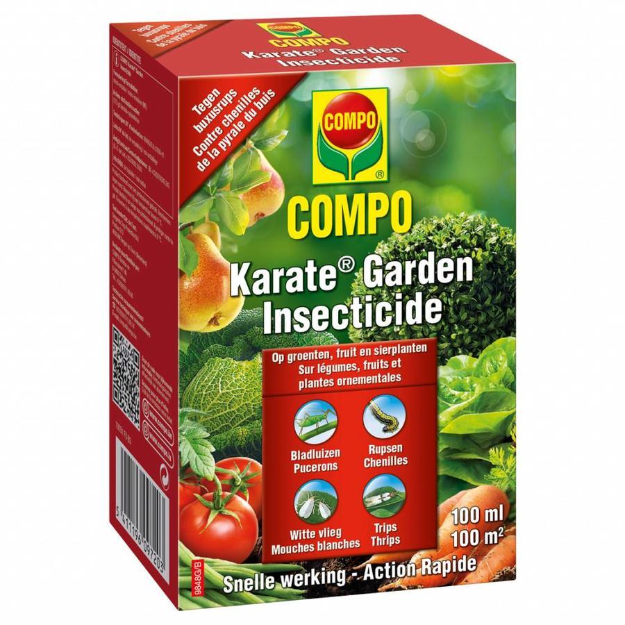 Compo Karate Garden concentraat NL - 100 ml