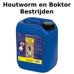 Houtworm categorie pagina